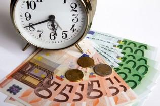 Lainaa 1100 euroa